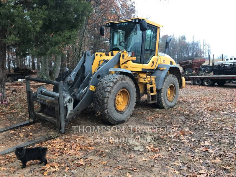 VOLVO WHEEL LOADERS/INTEGRATED TOOLCARRIERS L60G equipment  photo 1