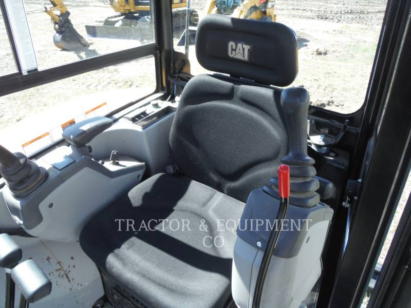 CATERPILLAR TRACK EXCAVATORS 302.7DCRCB equipment  photo 7