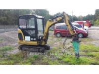 CATERPILLAR TRACK EXCAVATORS 301.6C equipment  photo 9