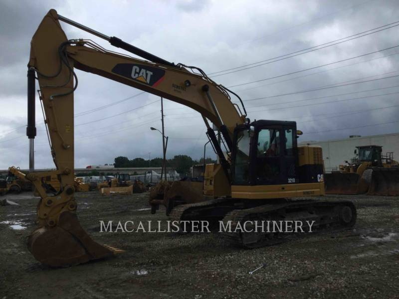 CATERPILLAR ESCAVADEIRAS 321DLCR equipment  photo 14