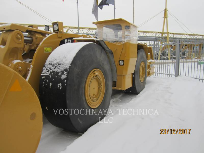 Caterpillar ÎNCĂRCĂTOR MINIER SUBTERAN R 1700 G equipment  photo 4