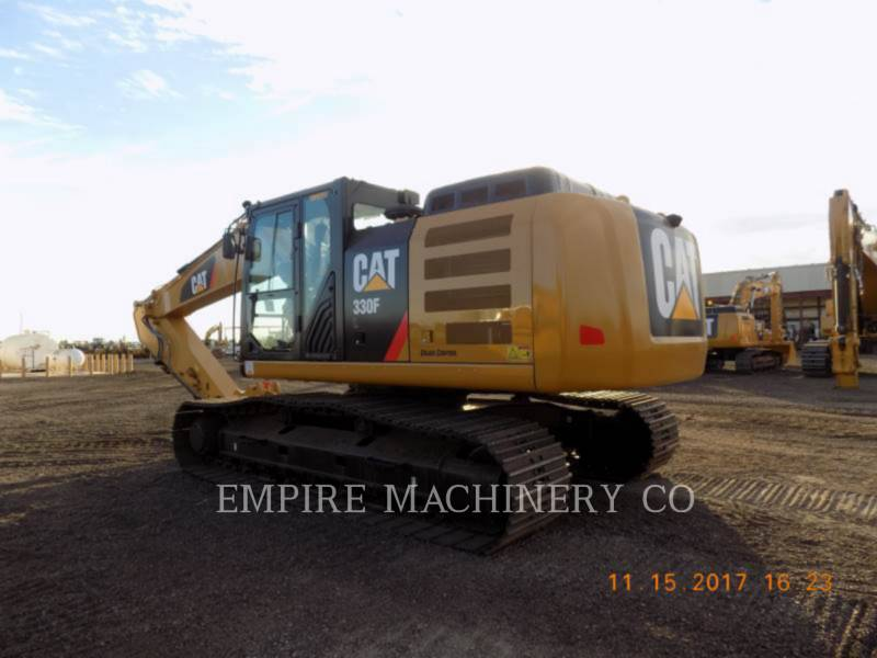 CATERPILLAR KOPARKI GĄSIENICOWE 330FL equipment  photo 1