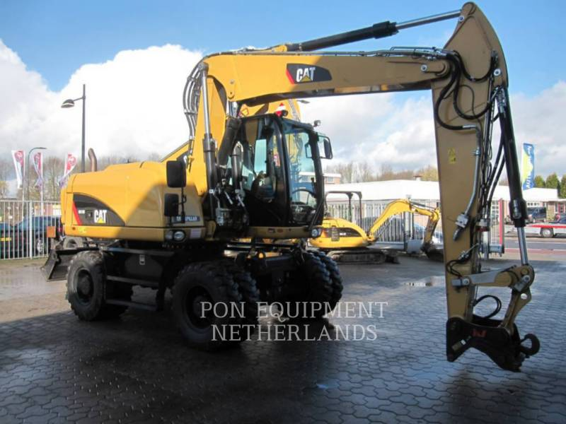 CATERPILLAR EXCAVADORAS DE RUEDAS M 313 D equipment  photo 3