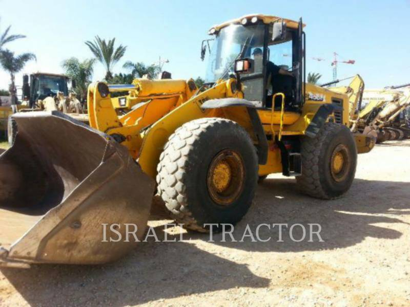 JCB WHEEL LOADERS/INTEGRATED TOOLCARRIERS 456 E HT equipment  photo 3