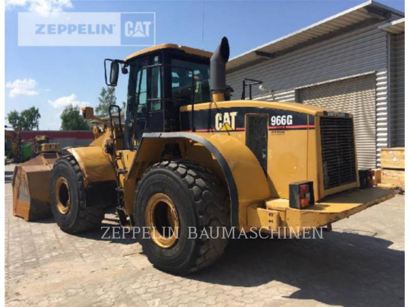 CATERPILLAR CARGADORES DE RUEDAS 966G equipment  photo 2