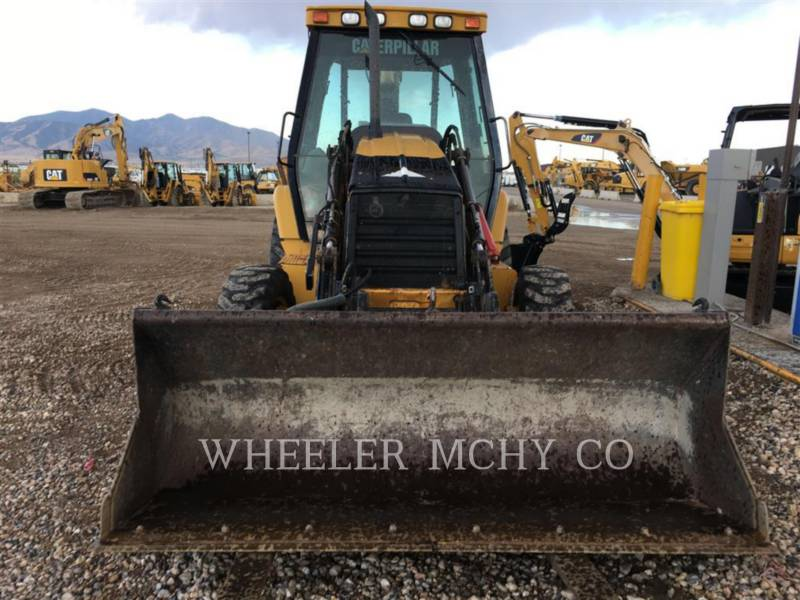 CATERPILLAR BACKHOE LOADERS 420D IT E equipment  photo 2