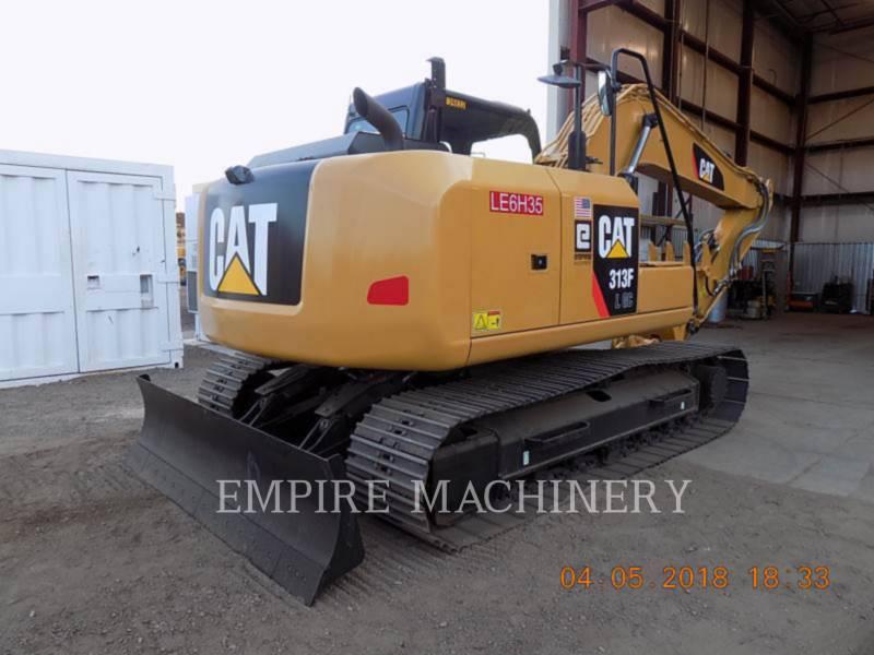 CATERPILLAR EXCAVADORAS DE CADENAS 313FLGC equipment  photo 2