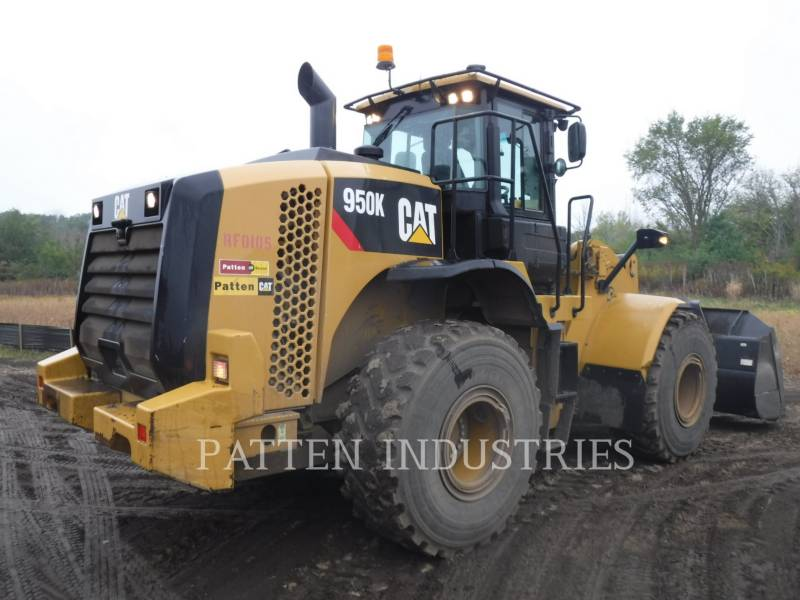 CATERPILLAR RADLADER/INDUSTRIE-RADLADER 950K equipment  photo 3