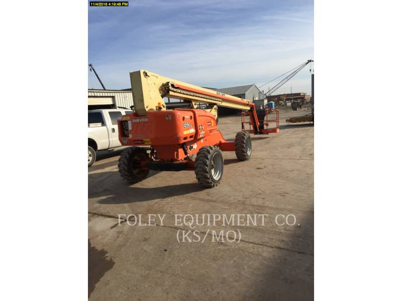 JLG INDUSTRIES, INC. LIFT - BOOM E600J equipment  photo 2