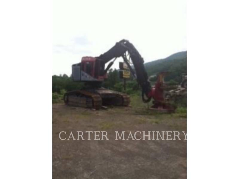 TIMBCO FORESTAL - ARRASTRADOR DE TRONCOS TIM TL735B equipment  photo 1