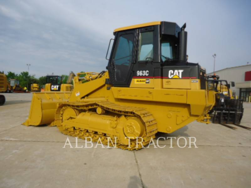 CATERPILLAR ŁADOWARKI GĄSIENICOWE 963C CAC equipment  photo 4