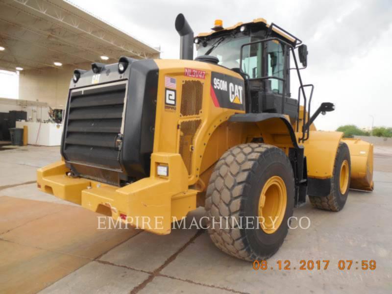CATERPILLAR CARGADORES DE RUEDAS 950M FC equipment  photo 2