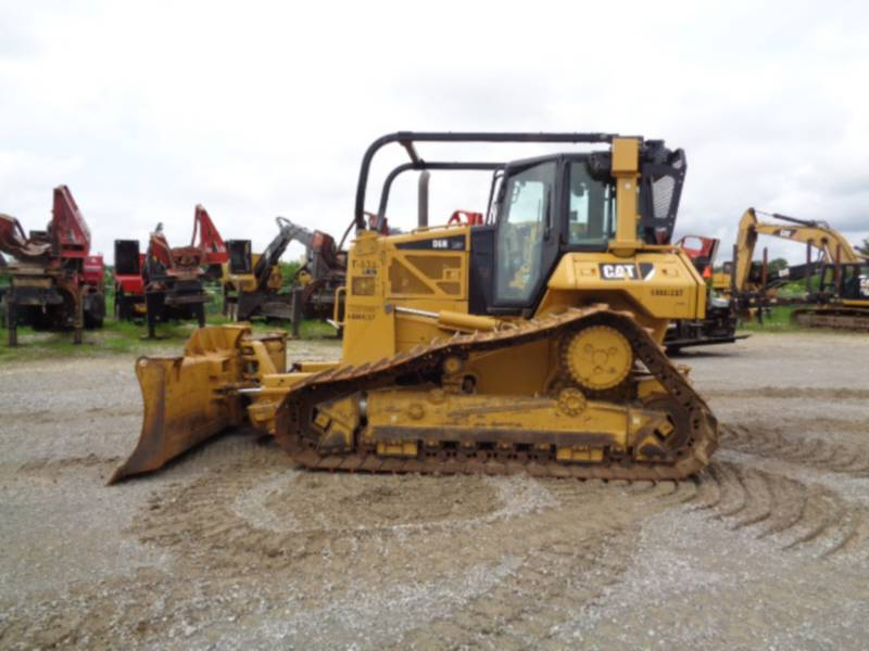 CATERPILLAR TRACK TYPE TRACTORS D6NLGP equipment  photo 7