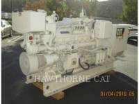 Equipment photo Caterpillar 3412 MARINE PROPULSION / AUXILIARY ENGINES 1