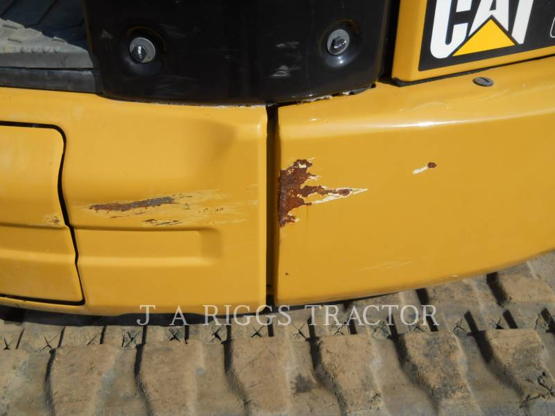 CATERPILLAR TRACK EXCAVATORS 305E equipment  photo 12