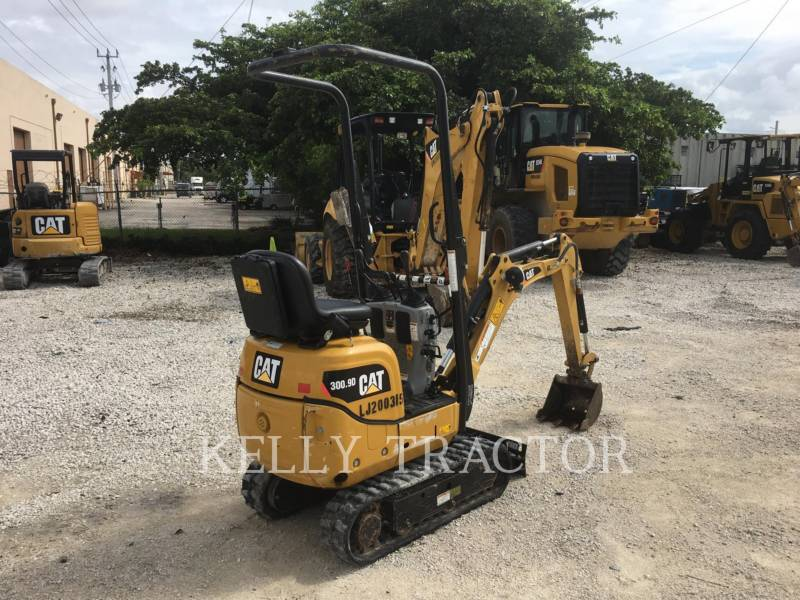 CATERPILLAR ESCAVADEIRAS 300.9D equipment  photo 6