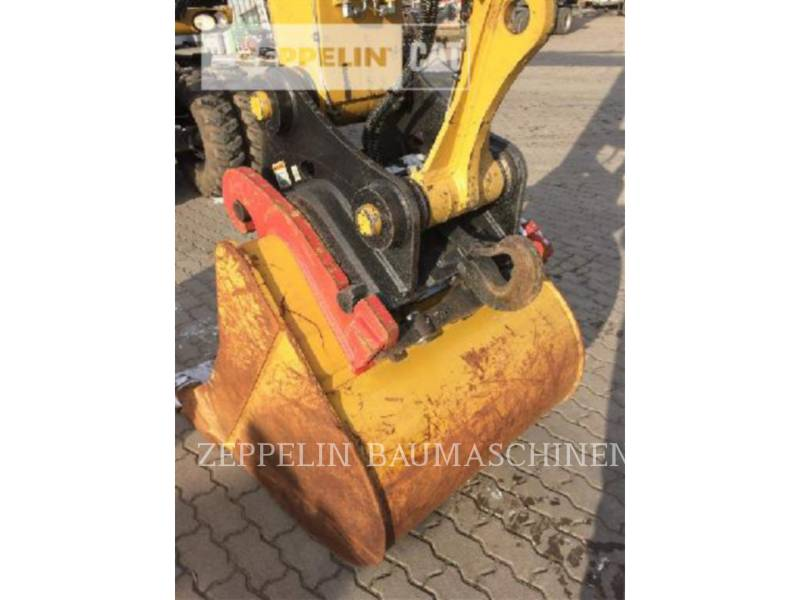 CATERPILLAR WHEEL EXCAVATORS M316D equipment  photo 7