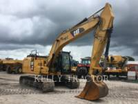 CATERPILLAR TRACK EXCAVATORS 320FL equipment  photo 7