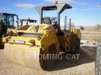 CATERPILLAR COMPATTATORE PER ASFALTO A DOPPIO TAMBURO VIBRANTE CB64 equipment  photo 4
