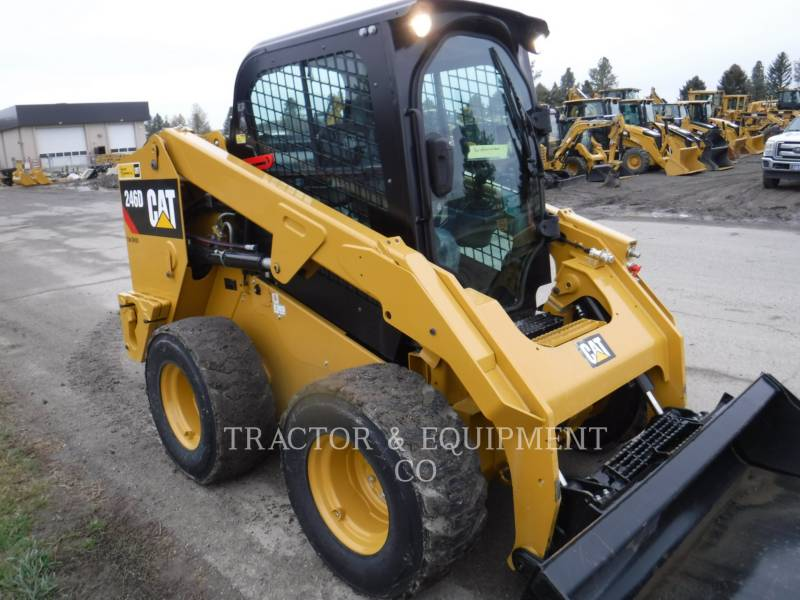 CATERPILLAR CHARGEURS COMPACTS RIGIDES 246D H2CB equipment  photo 7