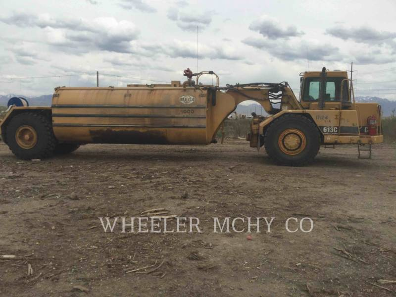 CATERPILLAR MOTOESCREPAS WT 613C WW equipment  photo 5