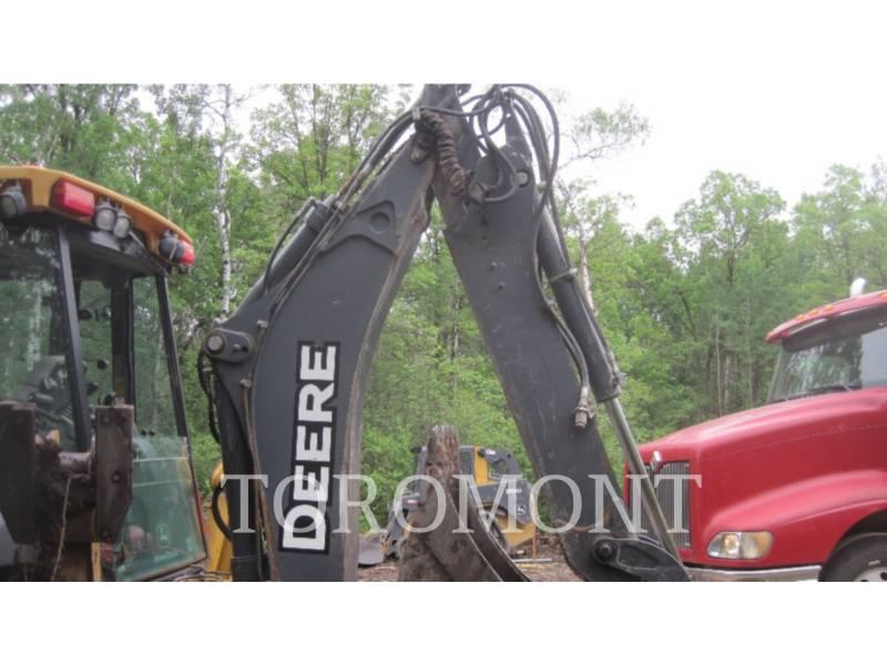 DEERE & CO. BAGGERLADER 310SJ equipment  photo 11