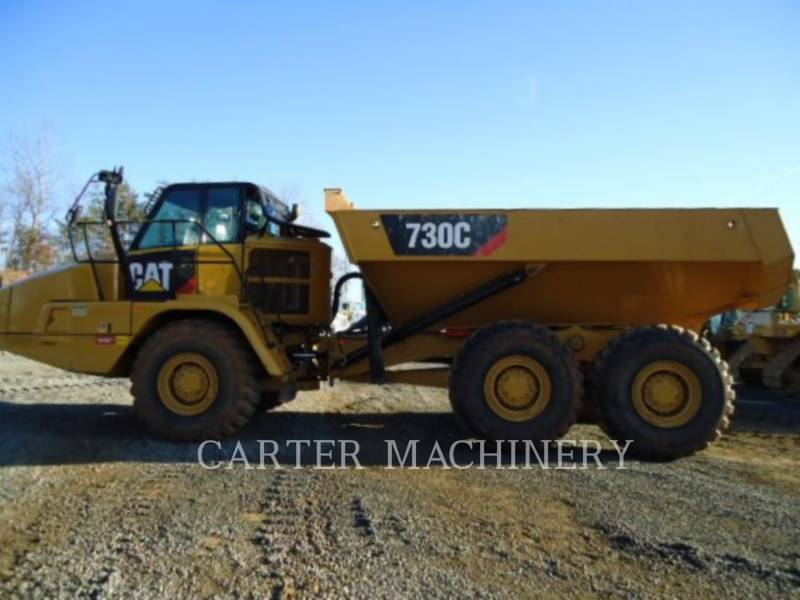 CATERPILLAR TOMBEREAUX ARTICULÉS 730C equipment  photo 5