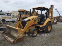 CATERPILLAR BAGGERLADER 416F CYGP equipment  photo 2