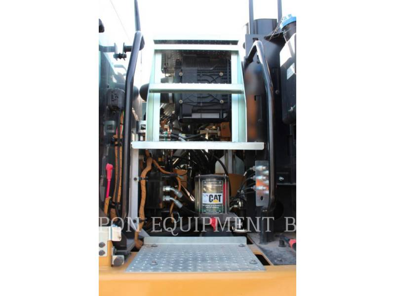 CATERPILLAR ESCAVADEIRAS DE RODAS M 314 F equipment  photo 11