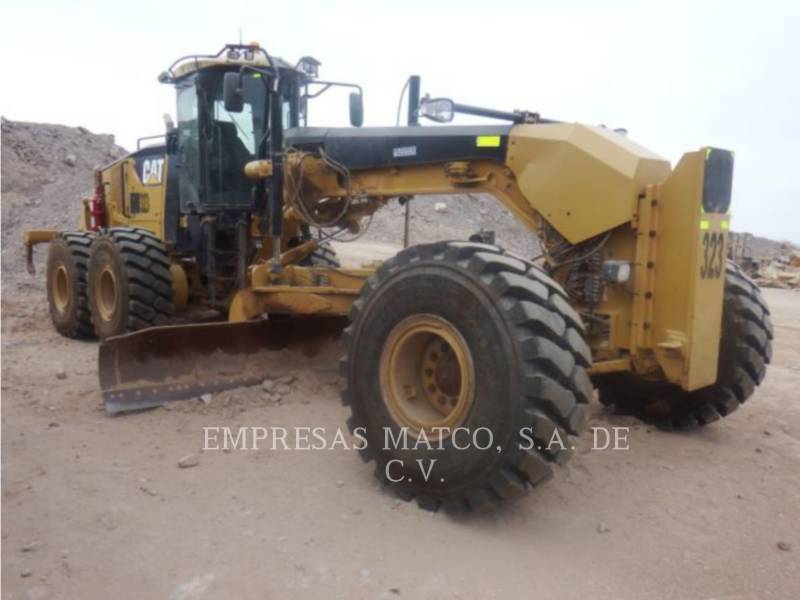 CATERPILLAR MOTOR GRADERS 16M equipment  photo 2