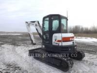 BOBCAT TRACK EXCAVATORS E50 equipment  photo 3