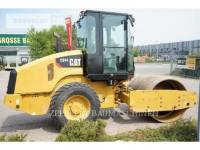 CATERPILLAR VIBRATORY SINGLE DRUM SMOOTH CS44 equipment  photo 6