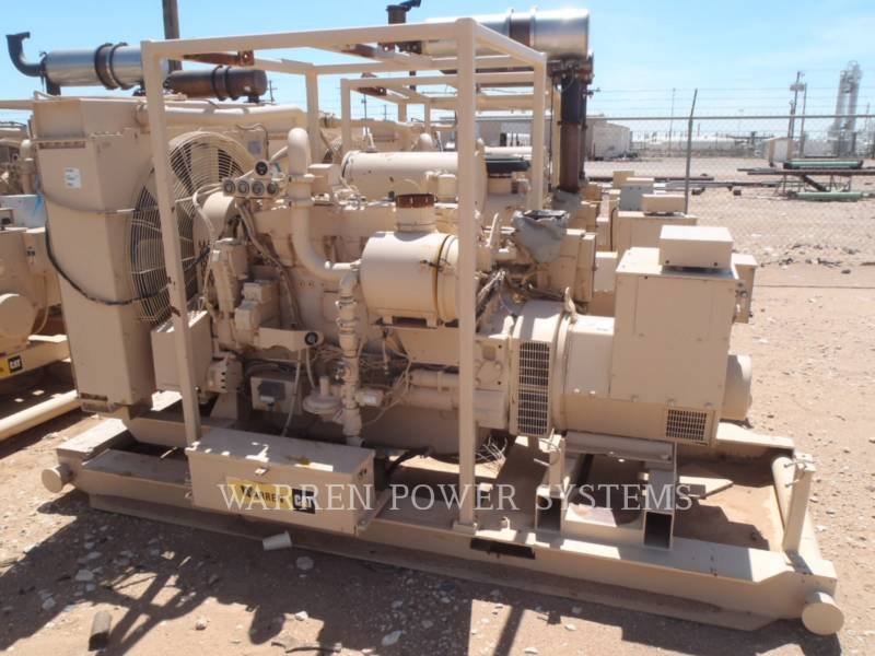 CATERPILLAR STATIONARY GENERATOR SETS WC175G equipment  photo 2
