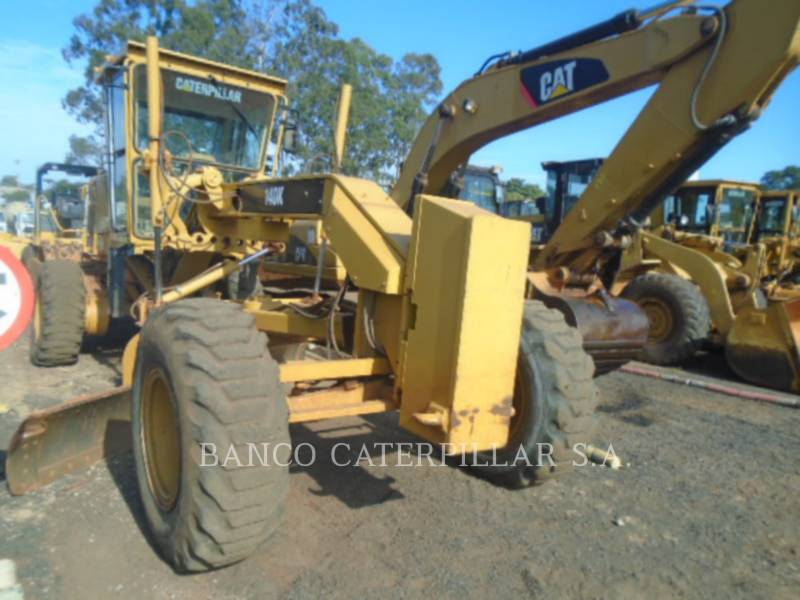 CATERPILLAR MOTONIVELADORAS 140K equipment  photo 5