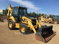 CATERPILLAR BAGGERLADER 420EST equipment  photo 4