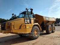 Caterpillar CAMIOANE ARTICULATE 730C2 equipment  photo 1