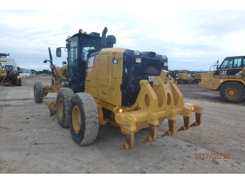 CATERPILLAR NIVELEUSES 160M3AWD equipment  photo 4