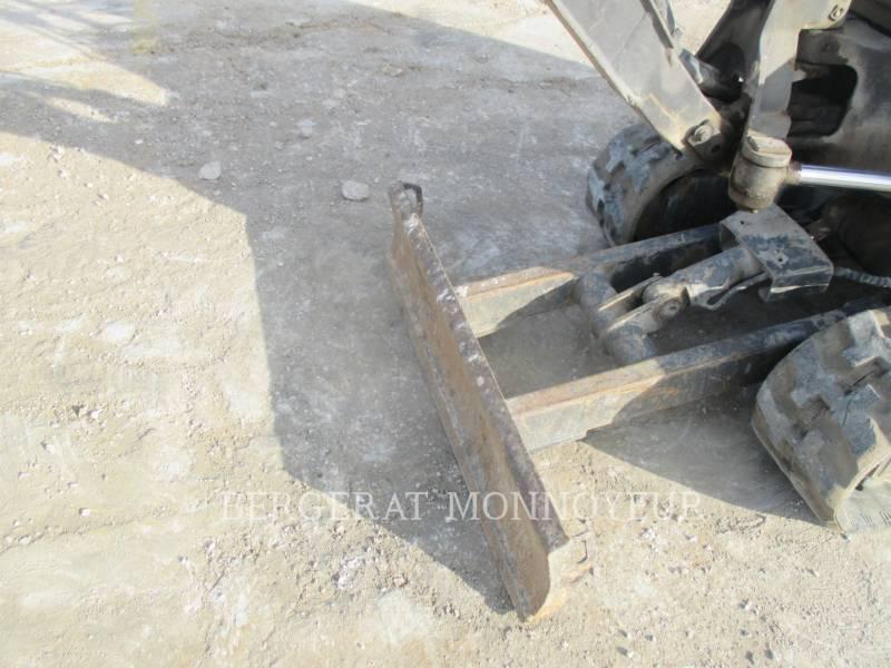 VOLVO CONSTRUCTION EQUIPMENT トラック油圧ショベル EC17C equipment  photo 13