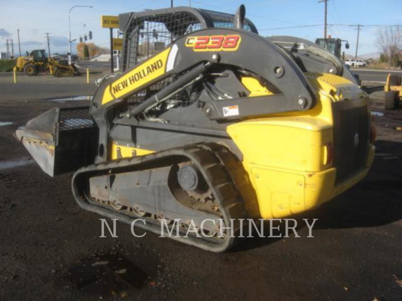 FORD / NEW HOLLAND SKID STEER LOADERS C238 equipment  photo 4