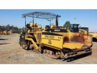 Equipment photo CATERPILLAR AP-1050 ASPHALT PAVERS 1