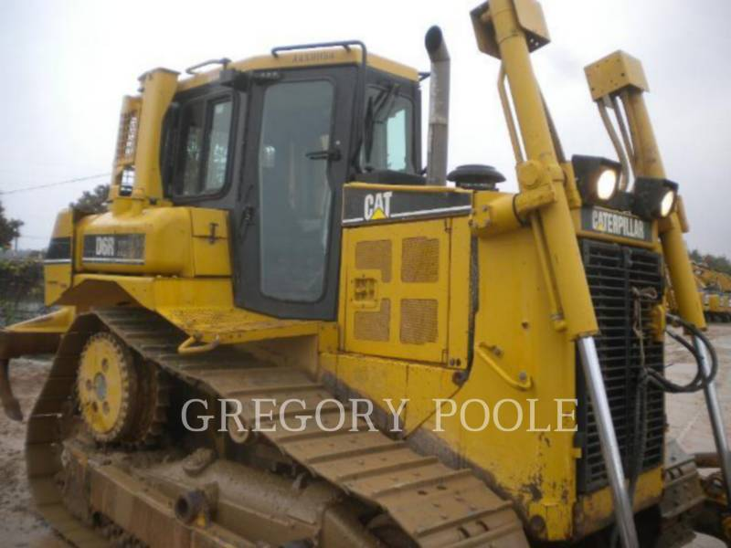 CATERPILLAR TRACK TYPE TRACTORS D6R II equipment  photo 4