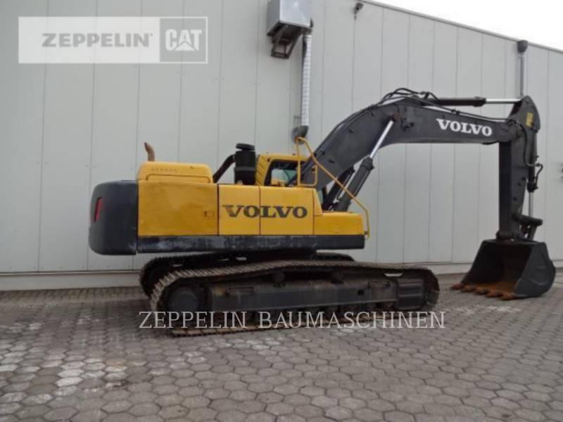 VOLVO CONSTRUCTION EQUIPMENT KETTEN-HYDRAULIKBAGGER EC360BLC equipment  photo 4