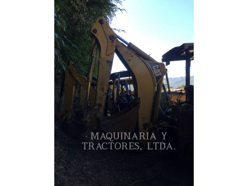 CATERPILLAR BACKHOE LOADERS 416D equipment  photo 3