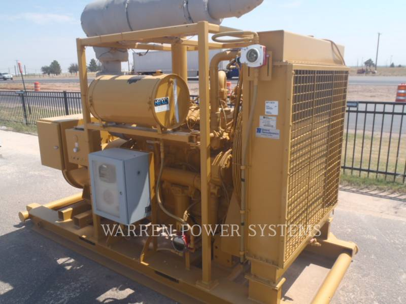 CATERPILLAR STATIONARY GENERATOR SETS G3406NA equipment  photo 3