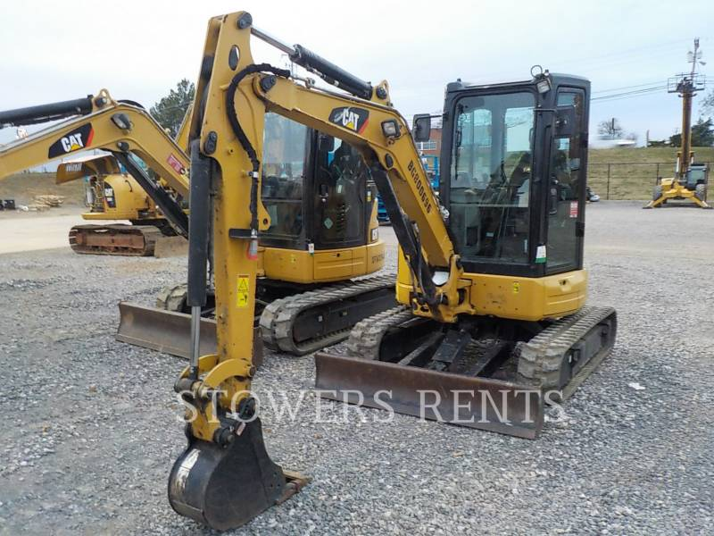 CATERPILLAR TRACK EXCAVATORS 303.5E CAB equipment  photo 1