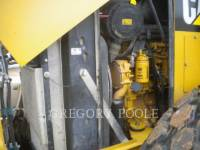 CATERPILLAR EINZELVIBRATIONSWALZE, GLATTBANDAGE CS-54 equipment  photo 21