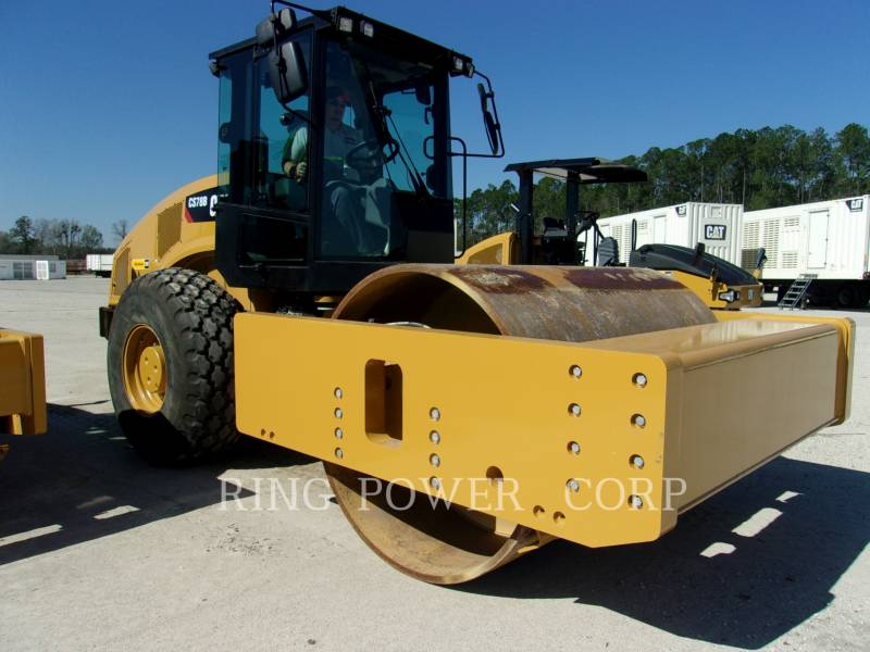 CATERPILLAR COMPACTEURS TANDEMS VIBRANTS CS/P78B equipment  photo 2