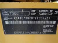 CATERPILLAR TOMBEREAUX DE CHANTIER 730C equipment  photo 11