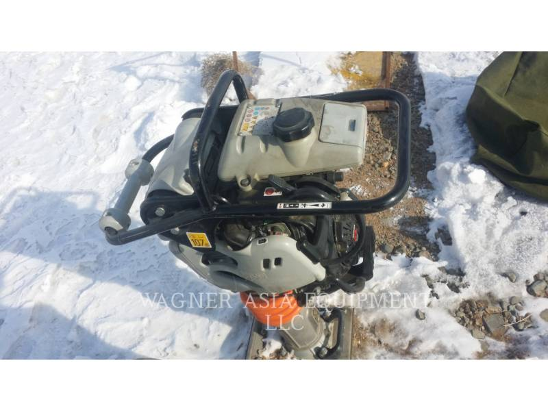 MULTIQUIP COMPACTORS MTX 60 HD equipment  photo 10