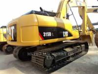 CATERPILLAR ESCAVATORI CINGOLATI 315DL equipment  photo 5